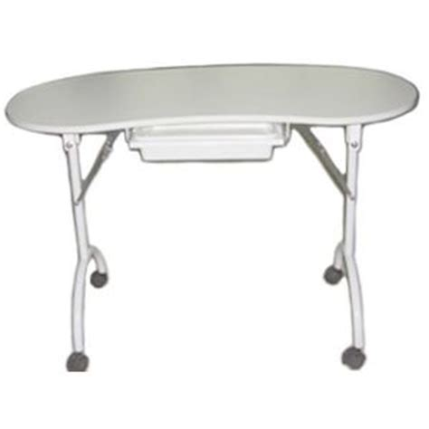 housse table de pliante table manucure pliante avec housse de transport