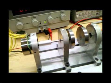 magnetic coupling test youtube