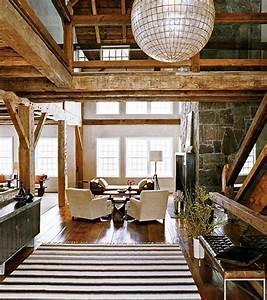 Modern Rustic Barn - Home Bunch Interior Design Ideas