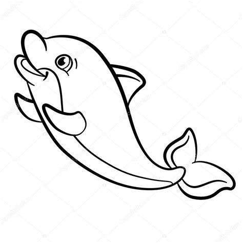 Dolfijnen In De Zee Kleurplaat by Baby Dolfijnen Kleurplaten Krijg Duizenden Kleurenfoto S