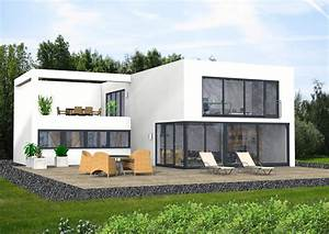 Haus Mit Veranda Bauen : haus mit flachdach bauen haus ideen ~ Sanjose-hotels-ca.com Haus und Dekorationen