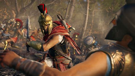 'assassin's Creed Odyssey' Review As Gorgeous As It Is