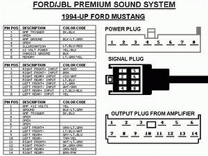 Mach 460  Mach 1000 Audio Upgrade  Wiring Diagrams