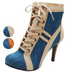Women Heel Sneakers