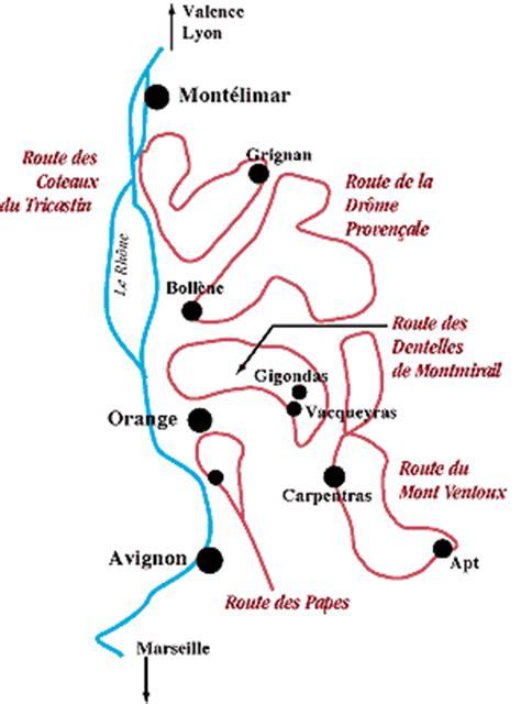 chambre d hotel derniere minute la route des vins des côtes du rhône provence
