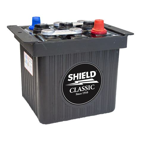 In redmond, firestone complete auto care is the place to go for battery service, testing, and replacement. Shield 311LBH 6v Classic Car Battery - www.batterycharged ...