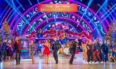 Strictly Come Dancing Christmas Special 2017 | Ballet News ...