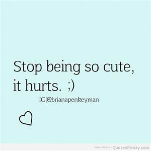 Cute Crush Quotes - cute crush quotes and sayings for him ...