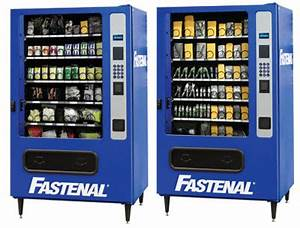 Fastenal's SmartStore Tool & Industrial Supply Vending