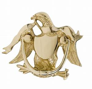 Engraved, American, Eagle, Door, Knocker