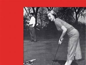 Golf Digest Cover Girls 1950