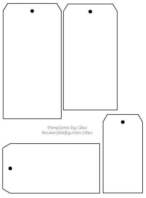 printable hang tags tags template templates tag