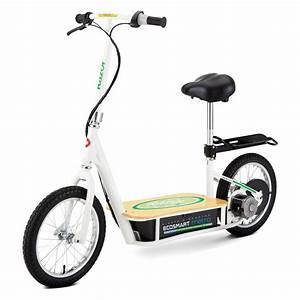 Razor® 13114501 - EcoSmart Metro Electric Scooter