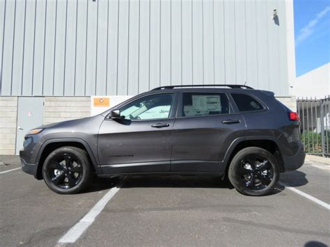 jeep altitude 2017 2017 jeep cherokee sport altitude for sale stock 7j0033
