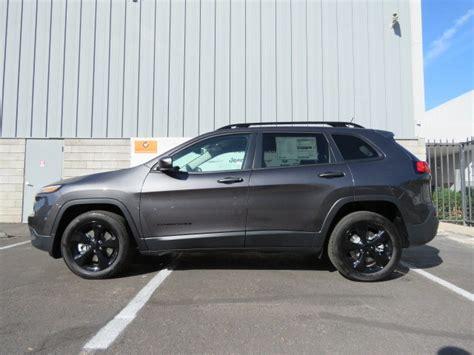 2017 jeep altitude black 2017 jeep cherokee sport altitude for sale stock 7j0033