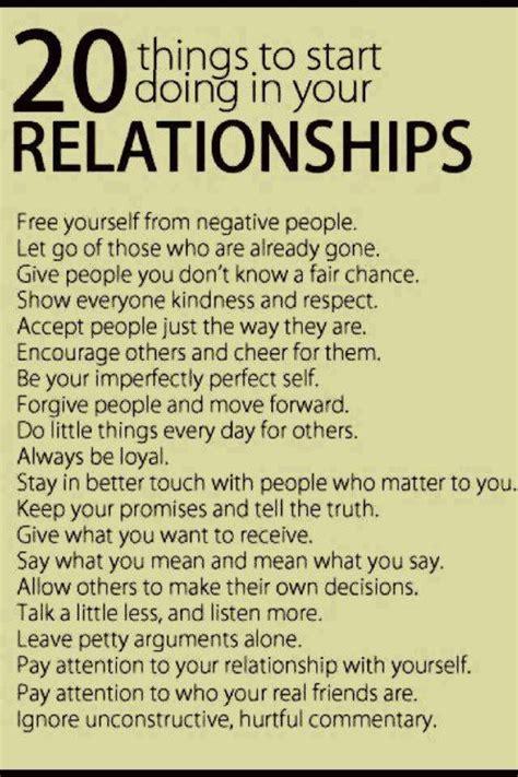 Good Relationship Tips Trusper