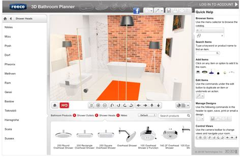 Free Online Bathroom Design Software Cool Home Decor