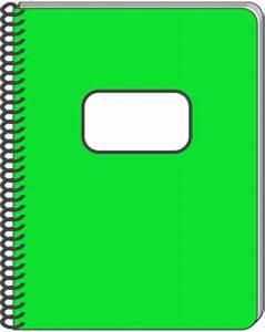 Best Notebook Clipart #18921 - Clipartion.com