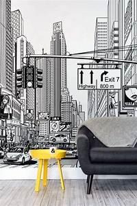 Wandbilder Richtig Aufhängen : 50 ideen f r wandbilder xxl die tapeten der zukunft wohnideen und dekoration ~ Indierocktalk.com Haus und Dekorationen