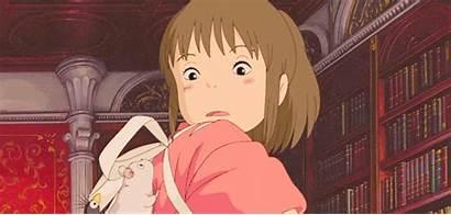 Away Spirited Ghibli Studio Anime Chihiro Gifs
