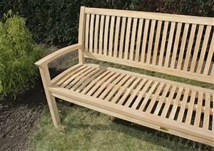 Gartenbank Teakholz 3 Sitzer : teakholz gartenbank 150cm 3 sitzer gartenb nke aus teak holz 150 cm neu 1xm03 ebay ~ Bigdaddyawards.com Haus und Dekorationen