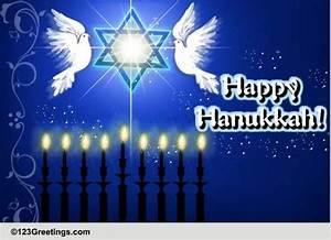 hanukkah religious blessings cards free hanukkah