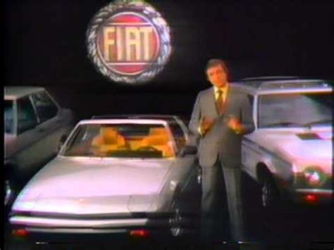 Fiat Car Commercial by Fiat Car Commercial 1980