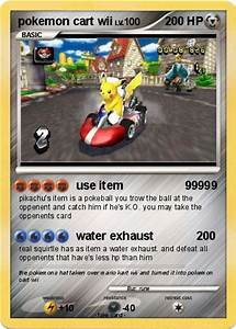 Pokemon pokemon cart wii