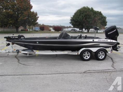 Stratos Bass Boat Parts by 2006 Stratos 201 Pro Xl Bass Boat For Sale In Springfield