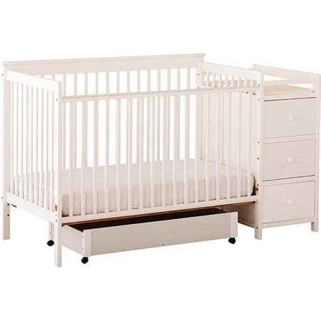 4 in 1 crib with changing table storkcraft 4 in 1 crib and changing table white