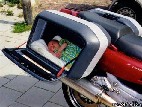 siege moto moto avec siège bébé image mort de rire
