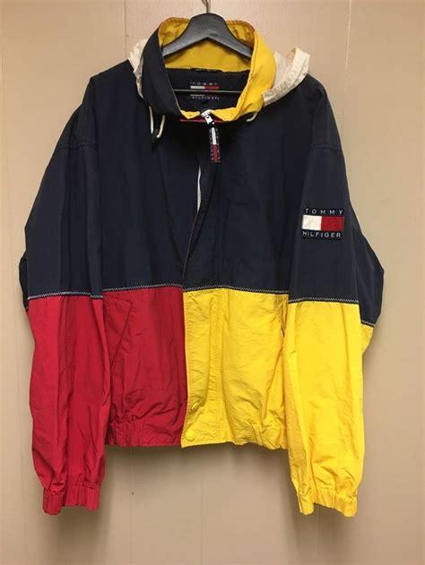 Vintage tommy hilfiger jacket | eBay | 80s 90s vintage clothing accessories furniture ...