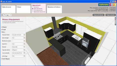 casto cuisine 3d revger com castorama cuisine 3d gratuit idée