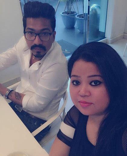 Comedian Bharti Singh Gets Engaged To Harsh Limbachiyaa ...