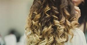 Ombré Hair Blond Foncé : ombr hair et tie and dye les diff rences fourchette bikini ~ Nature-et-papiers.com Idées de Décoration