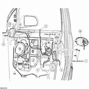 How To Fix Ford Door Ajar Switch