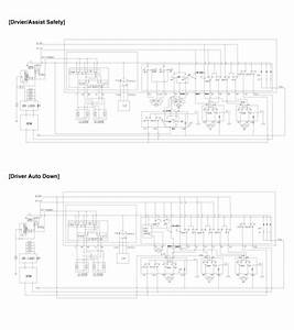 Kia Soul  Power Window Switch Circuit Diagram