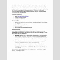 17 Best Images Of Career Exploration Worksheetspdf  Career Research Worksheet High School, The
