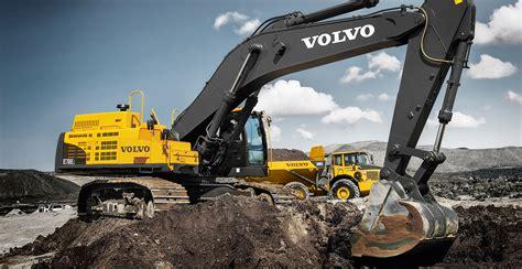 EC700C | Crawler Excavators | Overview | Volvo ...