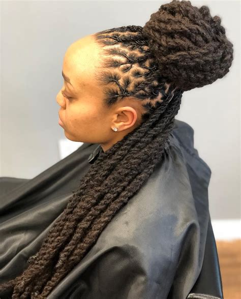 Dreadlock styles for men are definitely here to stay with new styling options popping up all the time. 2019 dreadlocks hairstyles (3) | Latest Ankara Styles 2020 ...