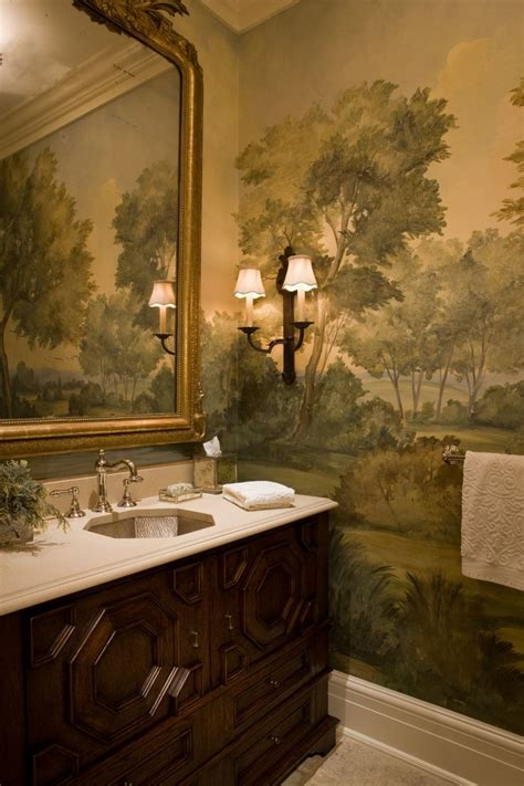 Bathroom Mural Ideas by Best 20 Bathroom Mural Ideas On Murals Wall
