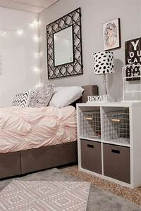 chambre fille ado 30 idees de design magnifique With chambre ado fille photo