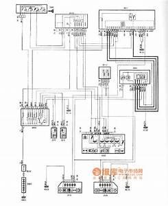 led and light circuit circuit diagram seekiccom With citroen lights wiring diagram