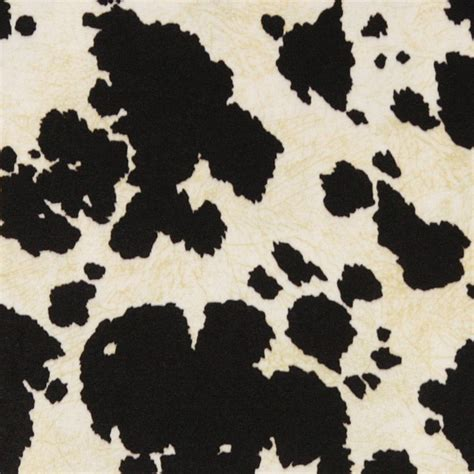 Cowhide Upholstery Fabric by Cow Hide Fabric Upholstery Animal Print Fabric For