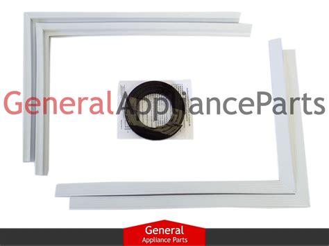universal freezer refrigerator door gasket seal  su max size