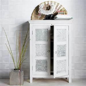 Maison Du Monde Armoire : armoire indienne blanche udaipur maisons du monde ~ Melissatoandfro.com Idées de Décoration