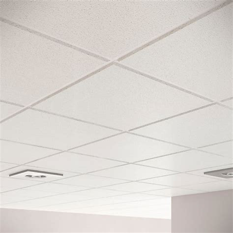 sektor sahara plain tegular ceiling tile 24mm 15mm edge x