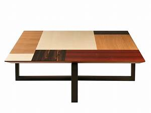 patchwork square coffee table by morelato design With patchwork coffee table
