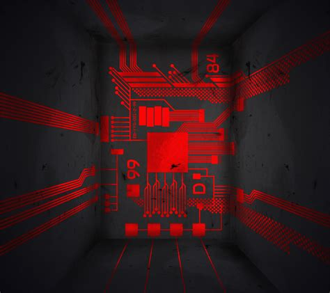 fondo de pantalla android tecnologico