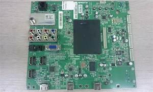 Repair Service For Toshiba 40s51u Main Board 75025138    Stk40t    Vtv  461c3w51l02